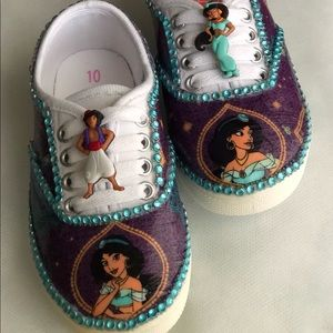 Jasmine Character Shoes